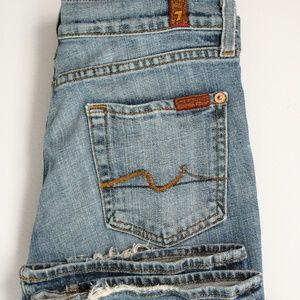 7 For All Mankind Jeans Size: 26""